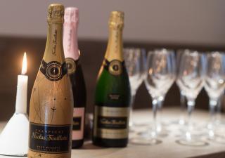 Champagner-Tasting 14. Juli 2017 um 18:30 Uhr
