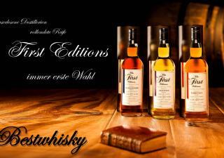 Literarisches Whisky-Tasting 27. Oktober um 18:30 Uhr